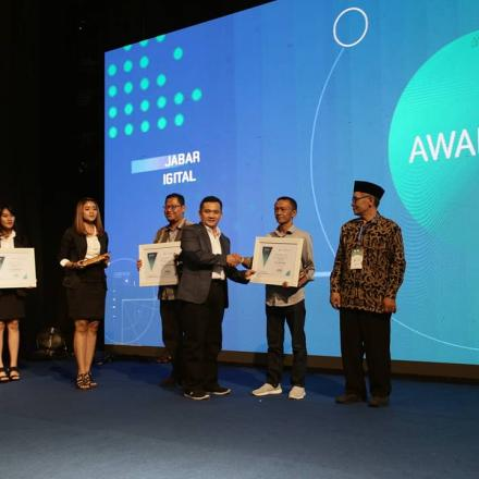 JABAR DIGITAL INNOVATION AWARDS (JDIA) 2019